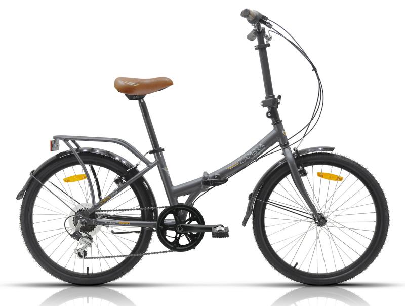 Vélo pliable 24 pouces